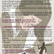 Laboratorio di Fotografia Creativa