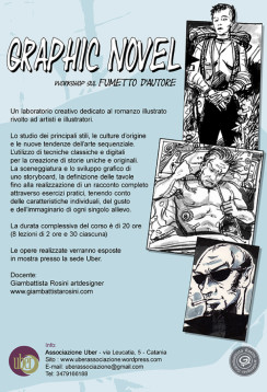 Graphic Novel – Workshop sul Fumetto d'Autore