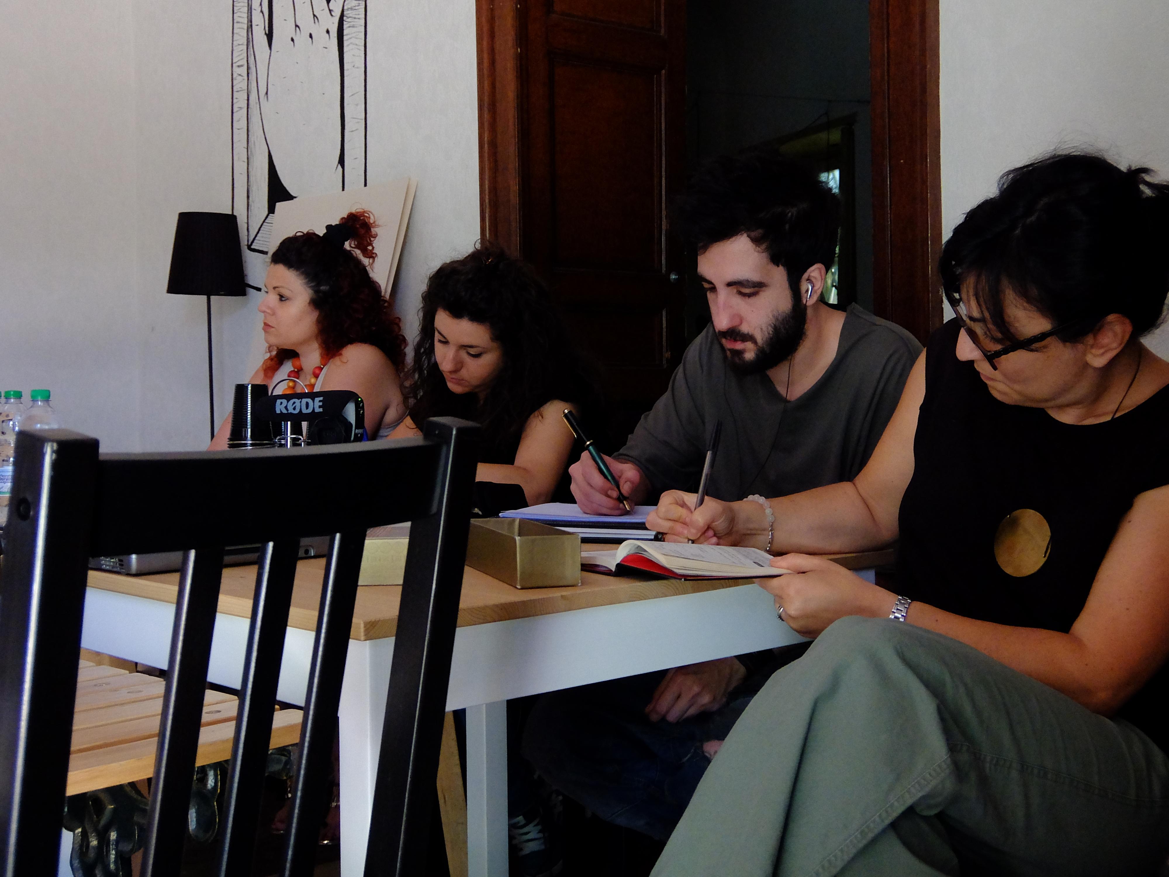 Room#0: Laboratorio di rigenerazione del costruito tra design e architettura