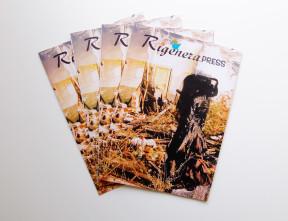 Rigenera Press / Novelle crudeli / La parola è supposta