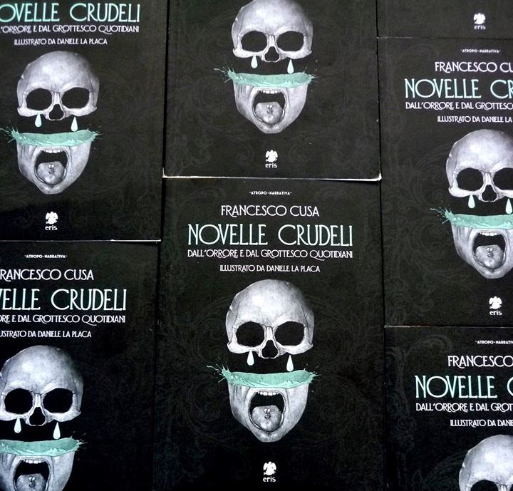 OPERA COMMONS | FRANCESCO CUSA – OTTO RACCONTI TRATTI DA 'NOVELLE CRUDELI' 02/01/2015
