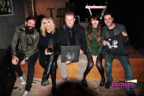 Globus Magazine incontra Opera Commons. Interviste a: Tiziana Nicolosi – Gabriele Simone Consoli – Lilies On Mars