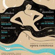 Opera Commons: Clustersun – Abramo – I Mestoli Erranti 14/10/17